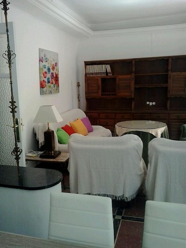 Salón - Piso en alquiler en calle Eduardo Dato, Nervión en Sevilla - 183742873