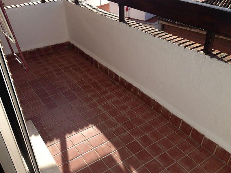 Terraza - Estudio en alquiler en calle Salado, Triana en Sevilla - 184336893