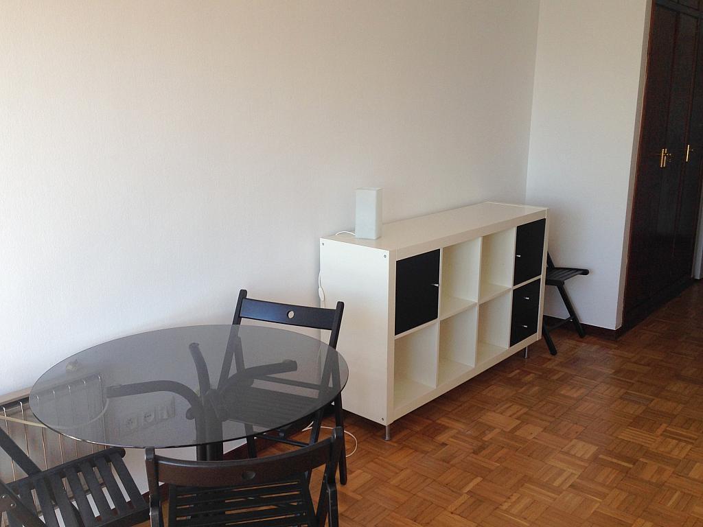 Comedor - Estudio en alquiler en calle Salado, Triana en Sevilla - 184336896