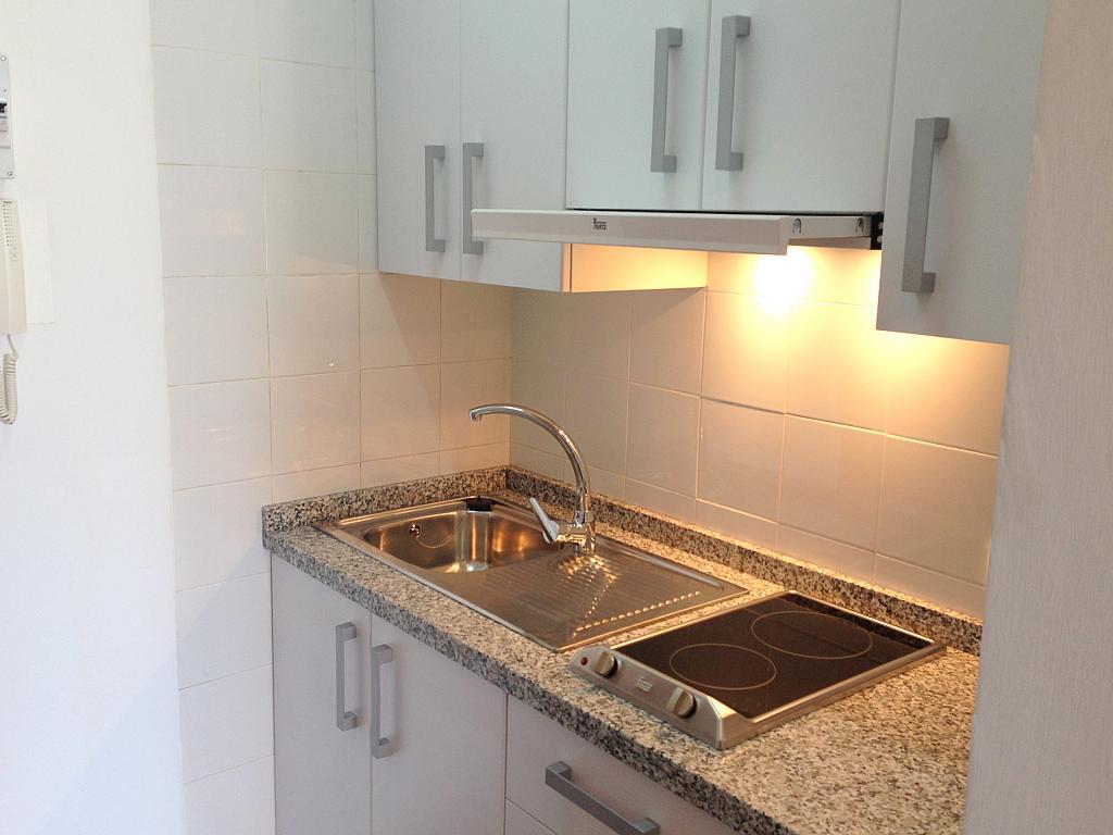 Cocina - Estudio en alquiler en calle Salado, Triana en Sevilla - 184336897
