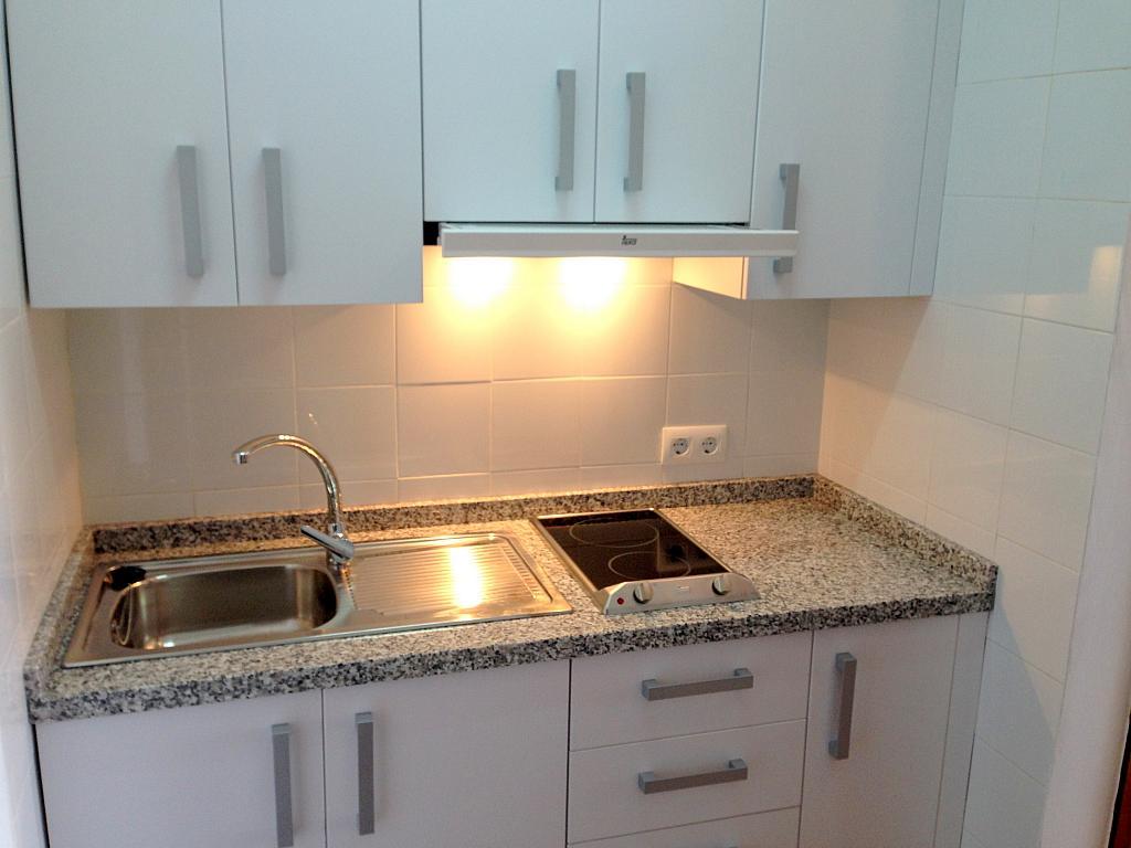 Cocina - Estudio en alquiler en calle Salado, Triana en Sevilla - 184336901