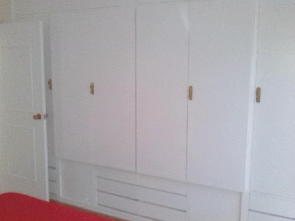 Dormitorio - Piso en alquiler en calle Eduardo Dato, Nervión en Sevilla - 184325995