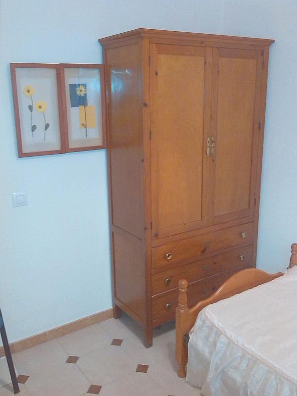 Dormitorio - Piso en alquiler en calle Eduardo Dato, Nervión en Sevilla - 184326028