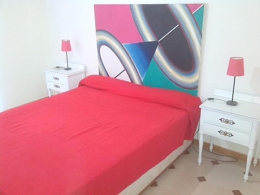 Dormitorio - Piso en alquiler en calle Eduardo Dato, Nervión en Sevilla - 184326032