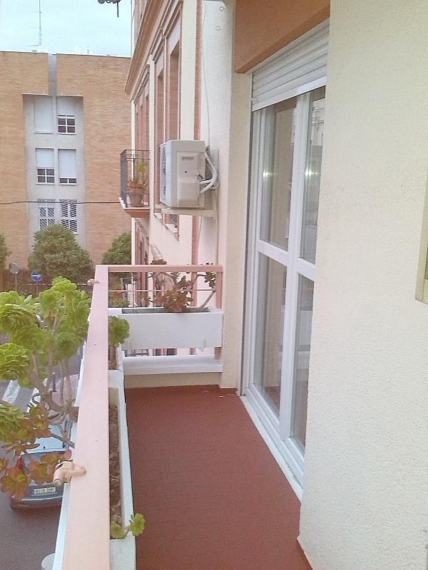 Terraza - Piso en alquiler en calle Eduardo Dato, Nervión en Sevilla - 184326042