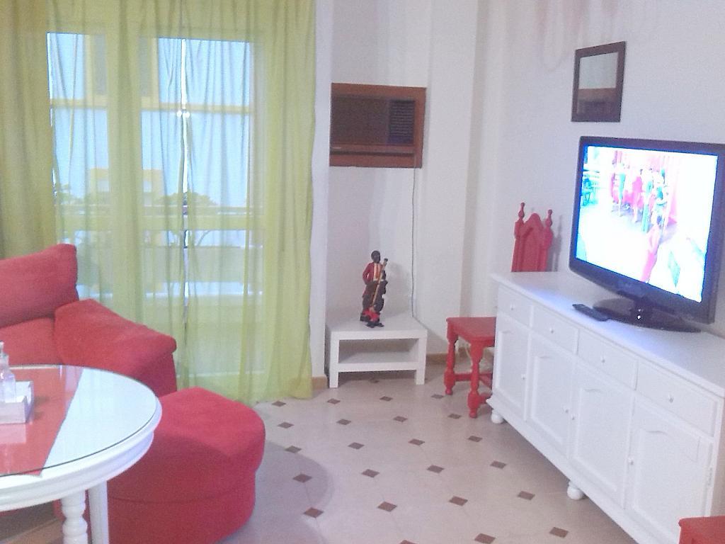 Salón - Piso en alquiler en calle Eduardo Dato, Nervión en Sevilla - 184326229