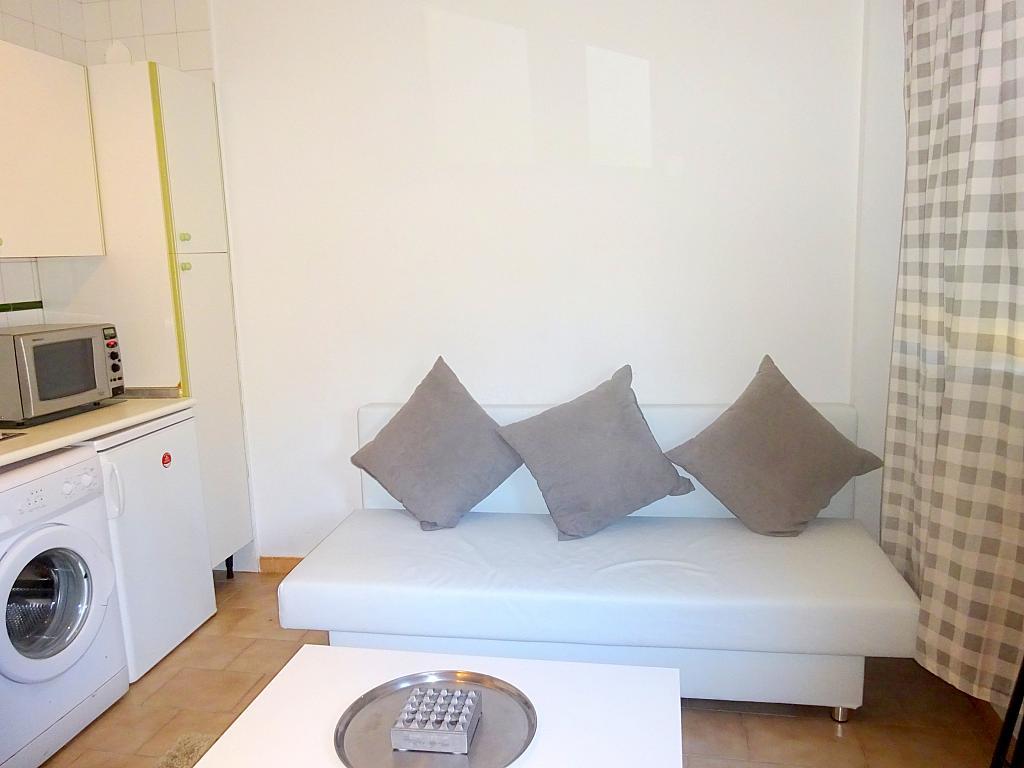 Dormitorio - Estudio en alquiler en calle Cardenal Ilundain, El Porvenir en Sevilla - 185340834