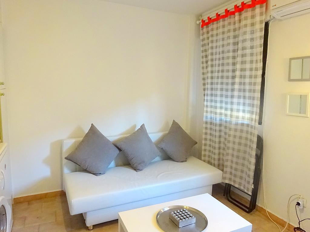 Dormitorio - Estudio en alquiler en calle Cardenal Ilundain, El Porvenir en Sevilla - 185340852