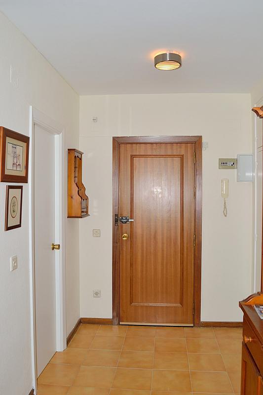 Salón - Apartamento en alquiler en calle Luis Montoto, San Pablo-Santa Justa en Sevilla - 185346365