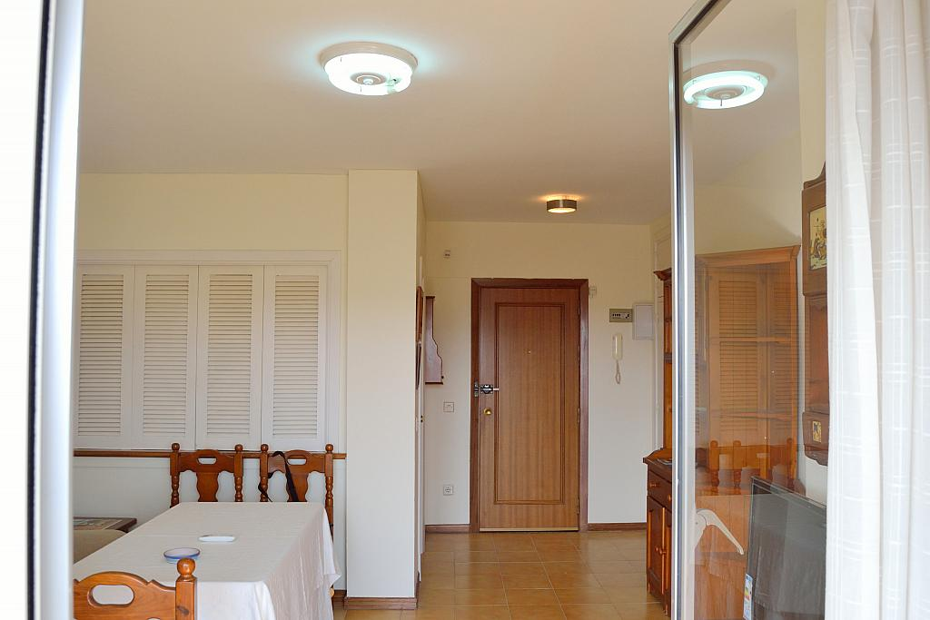 Salón - Apartamento en alquiler en calle Luis Montoto, San Pablo-Santa Justa en Sevilla - 185346440