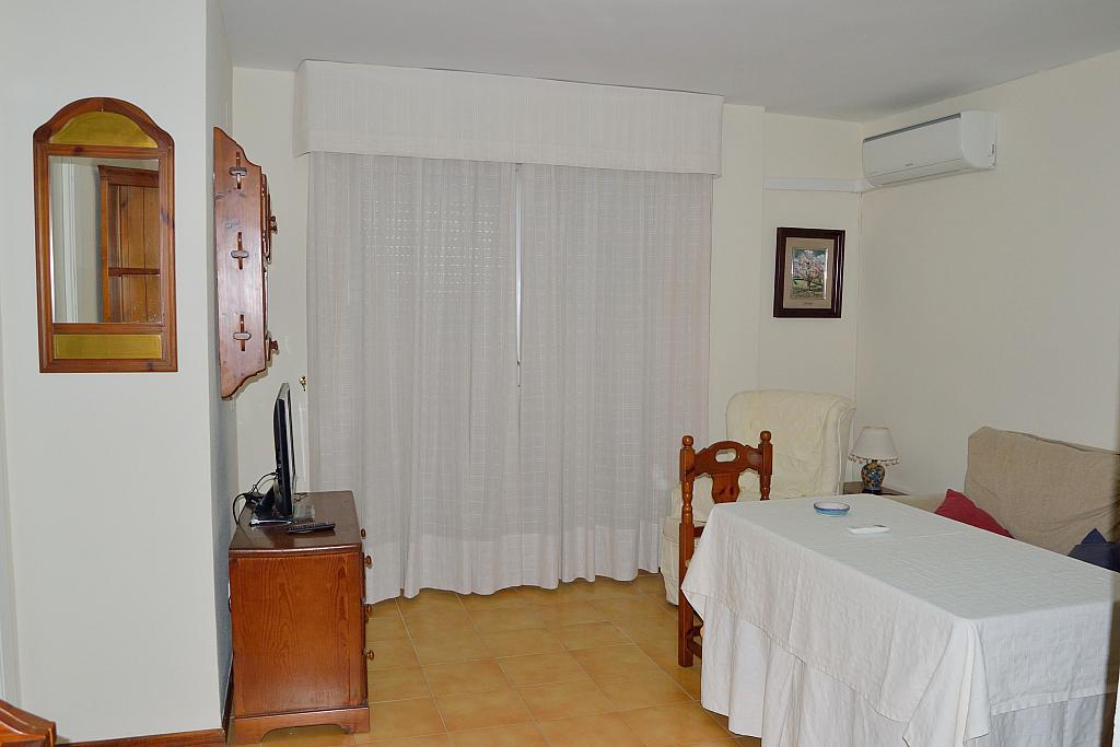 Salón - Apartamento en alquiler en calle Luis Montoto, San Pablo-Santa Justa en Sevilla - 185346455