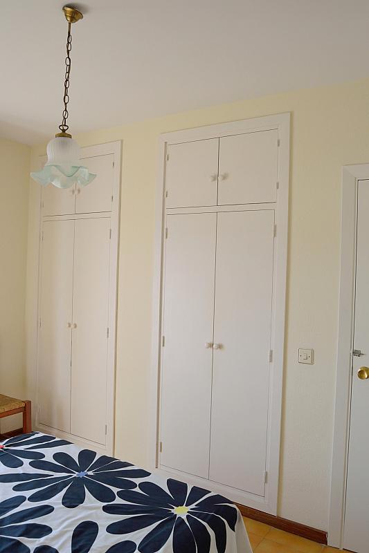 Dormitorio - Apartamento en alquiler en calle Luis Montoto, San Pablo-Santa Justa en Sevilla - 185346474