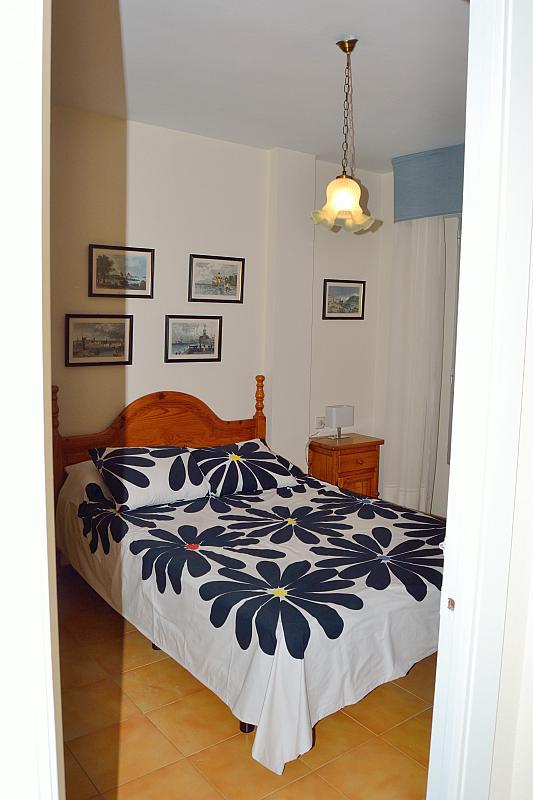 Dormitorio - Apartamento en alquiler en calle Luis Montoto, San Pablo-Santa Justa en Sevilla - 185346623