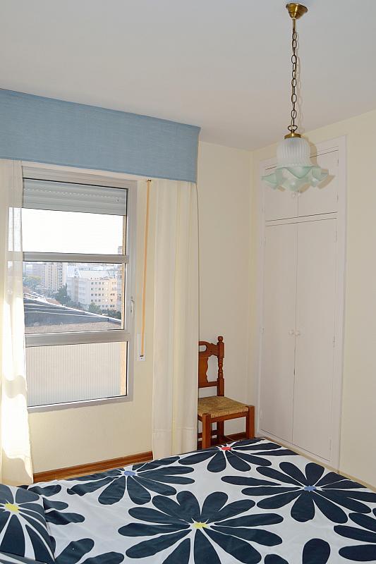 Dormitorio - Apartamento en alquiler en calle Luis Montoto, San Pablo-Santa Justa en Sevilla - 185346717