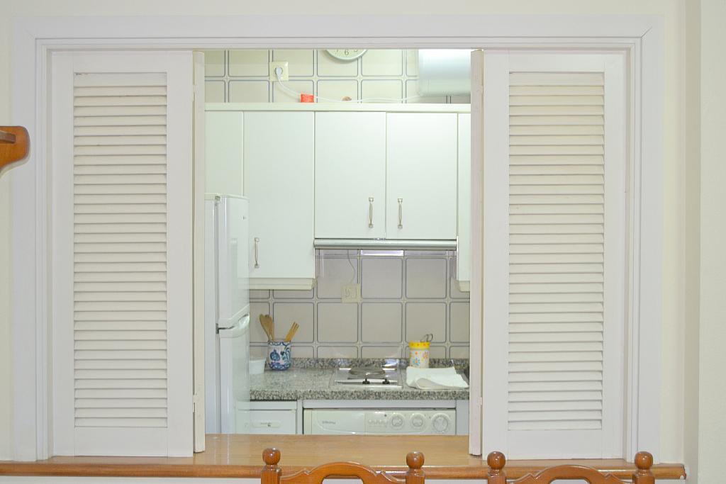 Cocina - Apartamento en alquiler en calle Luis Montoto, San Pablo-Santa Justa en Sevilla - 185346720