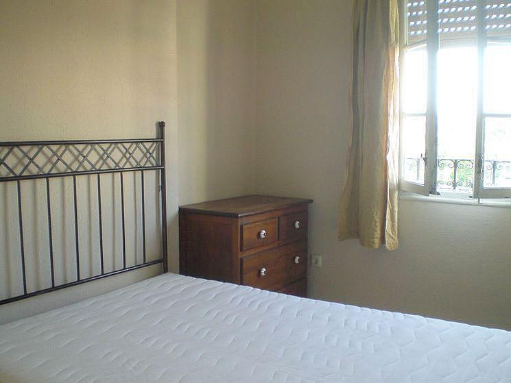 Dormitorio - Piso en alquiler en calle Avenida Eduardo Dato, Nervión en Sevilla - 187459730