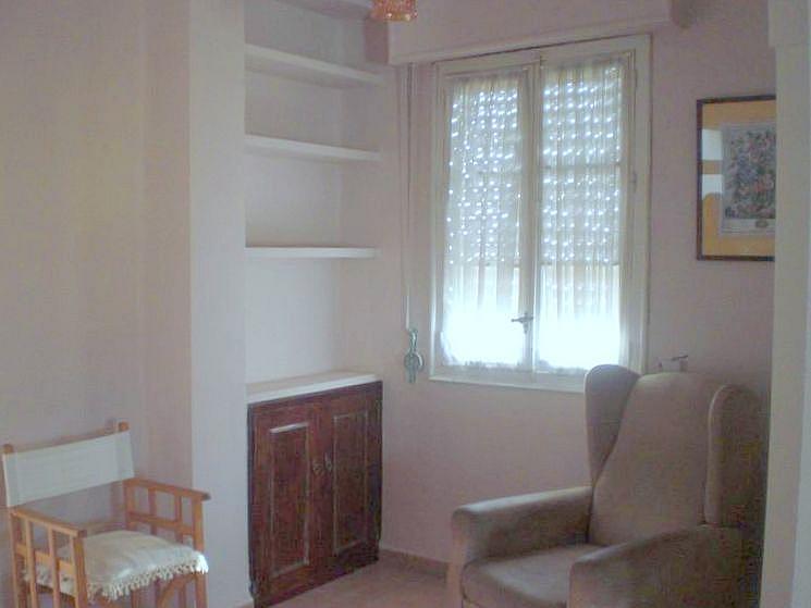 Dormitorio - Piso en alquiler en calle Avenida Eduardo Dato, Nervión en Sevilla - 187459732