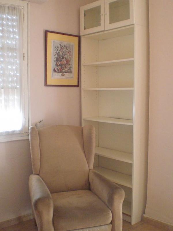 Dormitorio - Piso en alquiler en calle Avenida Eduardo Dato, Nervión en Sevilla - 187459744