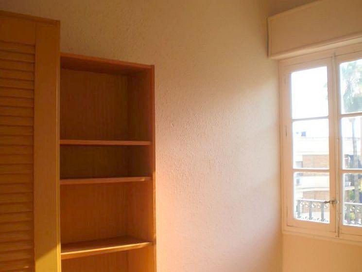 Dormitorio - Piso en alquiler en calle Avenida Eduardo Dato, Nervión en Sevilla - 187459774