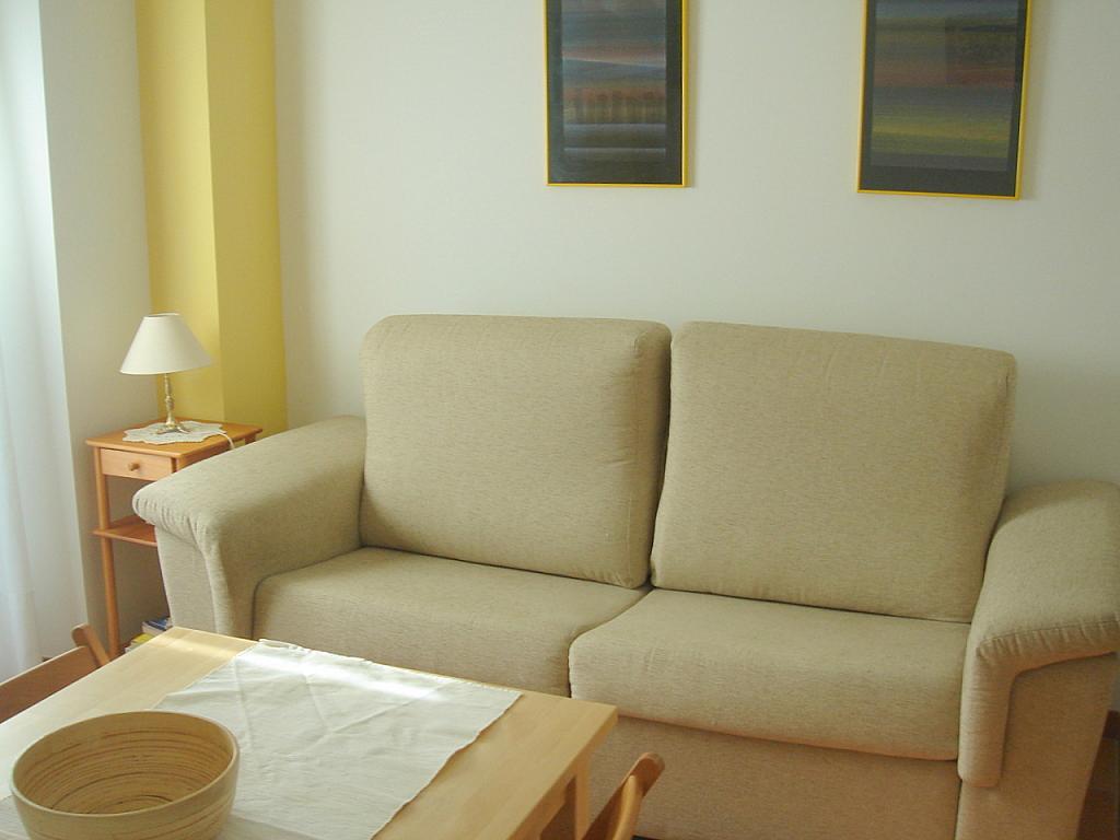 Salón - Apartamento en alquiler en calle Goles, Casco Antiguo en Sevilla - 191939360