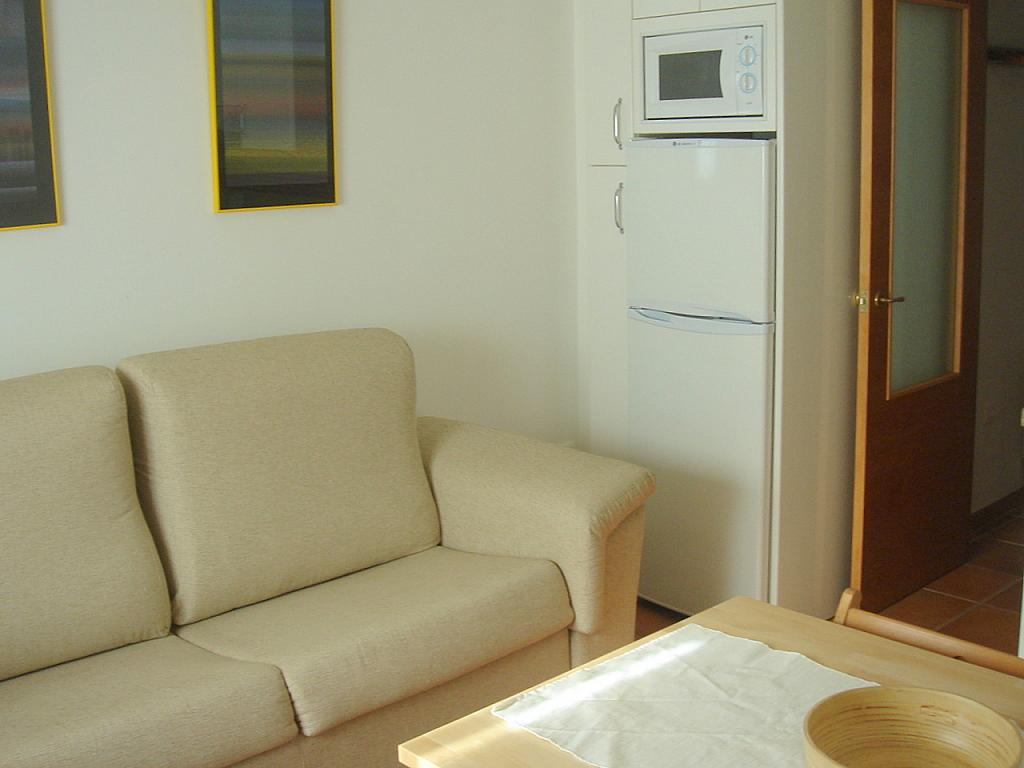 Salón - Apartamento en alquiler en calle Goles, Casco Antiguo en Sevilla - 191939377