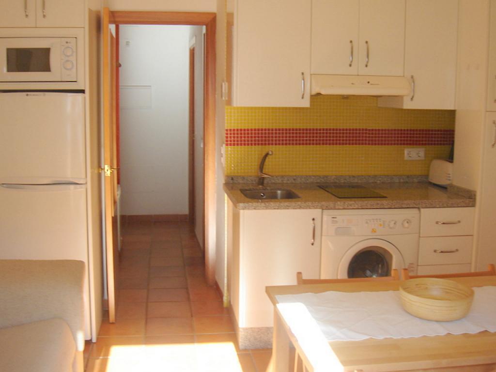 Cocina - Apartamento en alquiler en calle Goles, Casco Antiguo en Sevilla - 191939381