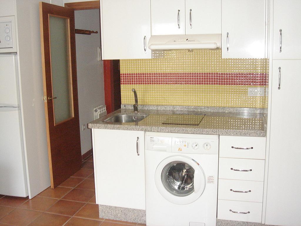 Cocina - Apartamento en alquiler en calle Goles, Casco Antiguo en Sevilla - 191939386