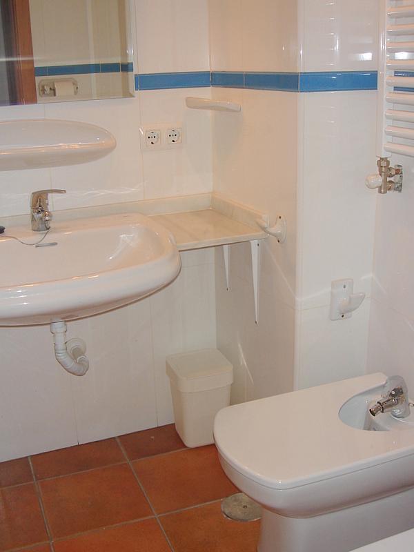 Baño - Apartamento en alquiler en calle Goles, Casco Antiguo en Sevilla - 191939412