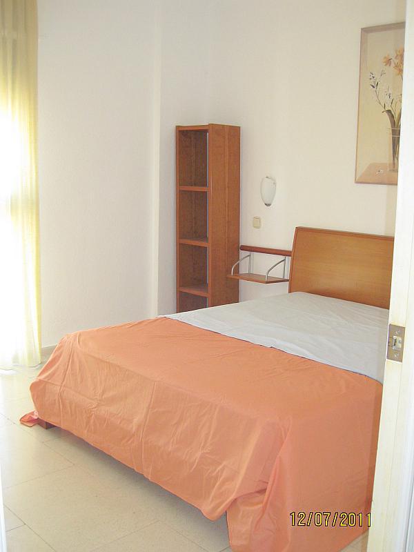 Dormitorio - Piso en alquiler en calle Kansas City, San Pablo-Santa Justa en Sevilla - 192117364
