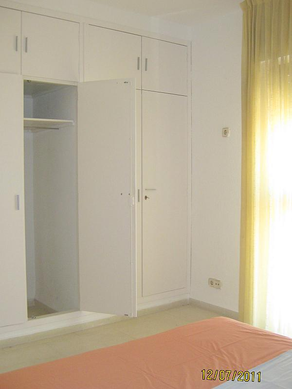 Dormitorio - Piso en alquiler en calle Kansas City, San Pablo-Santa Justa en Sevilla - 192117375