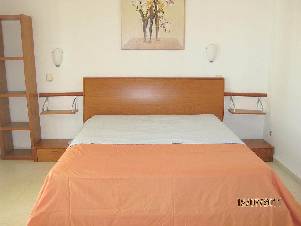 Dormitorio - Piso en alquiler en calle Kansas City, San Pablo-Santa Justa en Sevilla - 192117389