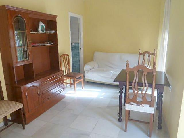 Salón - Apartamento en alquiler en plaza Carmen Benitez, La Florida en Sevilla - 192505869