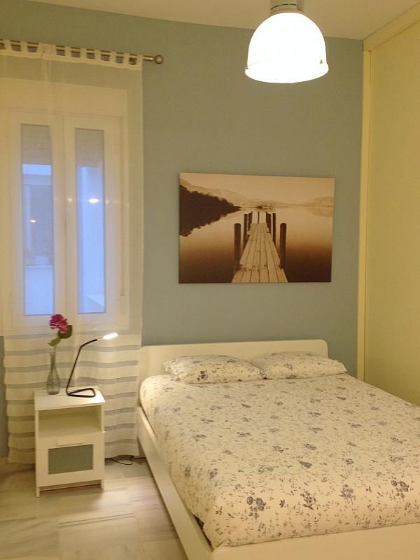 Dormitorio - Piso en alquiler en calle Almansa, Casco Antiguo en Sevilla - 194341449