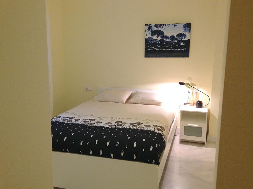 Dormitorio - Piso en alquiler en calle Almansa, Casco Antiguo en Sevilla - 194341479