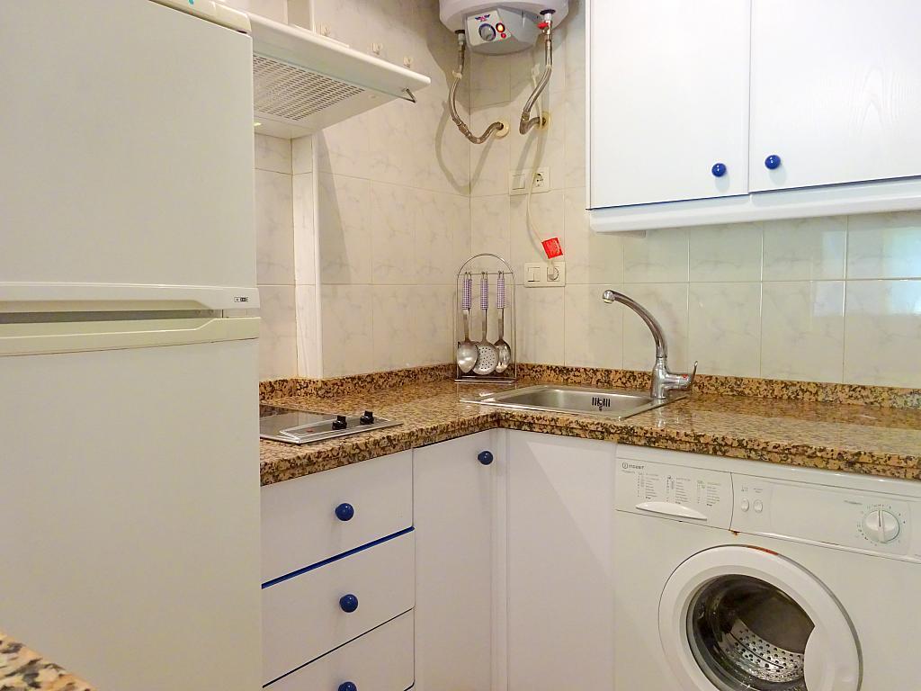 Cocina - Apartamento en alquiler en calle Alcalde Luis Uruñuela, Este - Alcosa - Torreblanca en Sevilla - 194795870