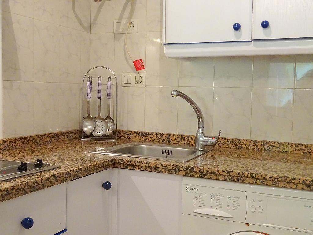 Cocina - Apartamento en alquiler en calle Alcalde Luis Uruñuela, Este - Alcosa - Torreblanca en Sevilla - 194795933