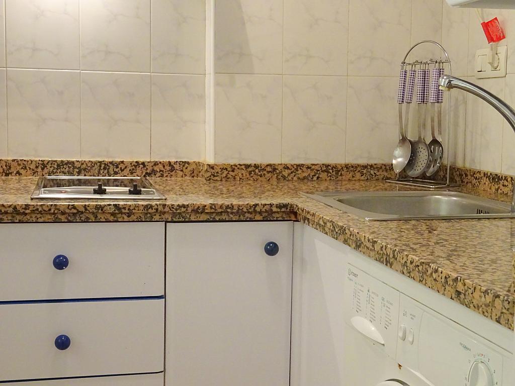 Cocina - Apartamento en alquiler en calle Alcalde Luis Uruñuela, Este - Alcosa - Torreblanca en Sevilla - 194796028
