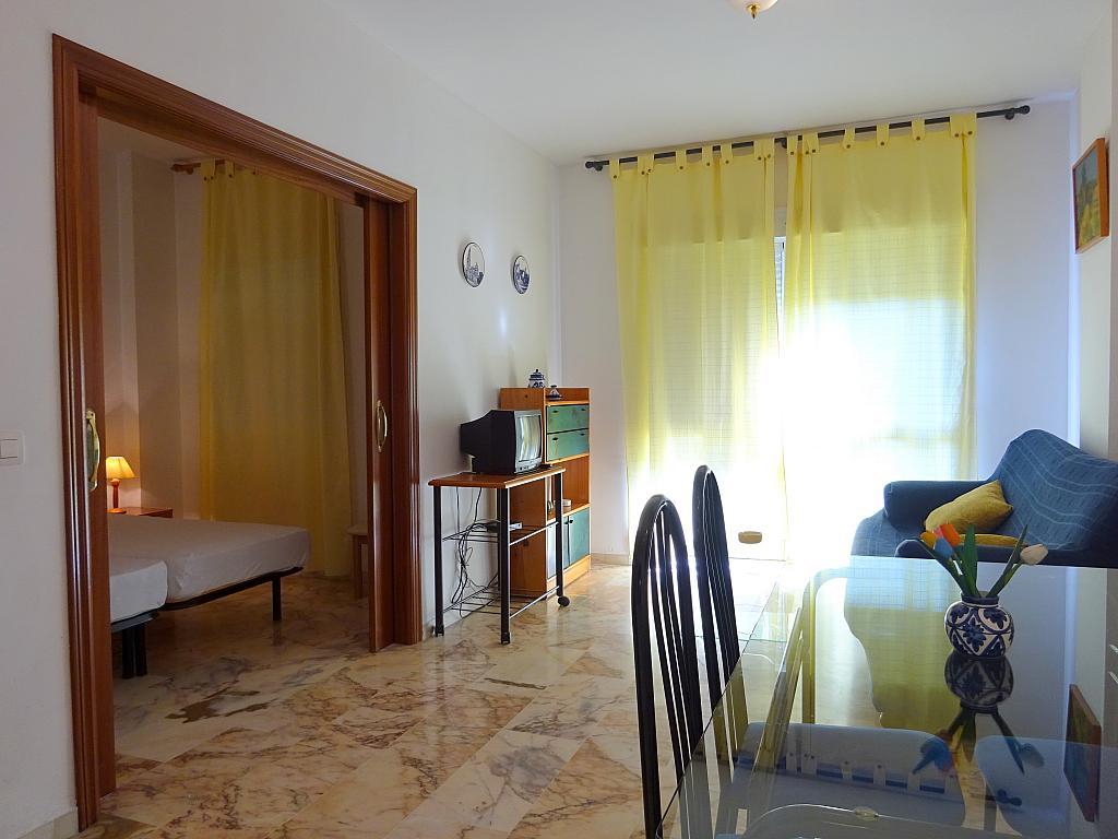 Salón - Apartamento en alquiler en calle Alcalde Luis Uruñuela, Este - Alcosa - Torreblanca en Sevilla - 194796111