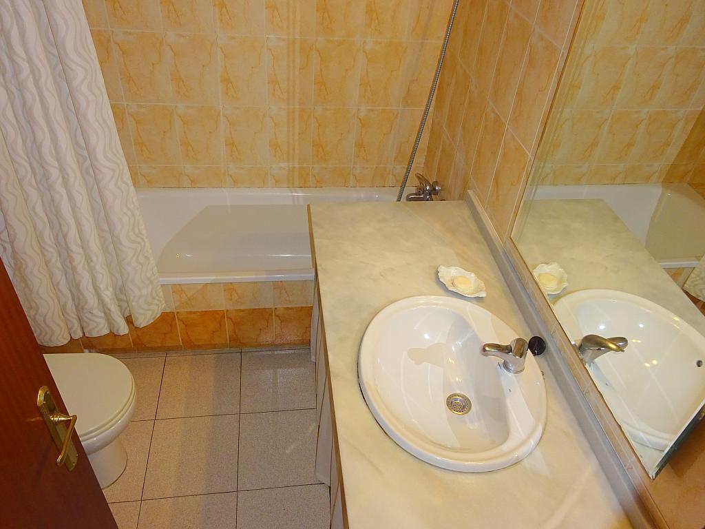 Baño - Apartamento en alquiler en calle Alcalde Luis Uruñuela, Este - Alcosa - Torreblanca en Sevilla - 194796432