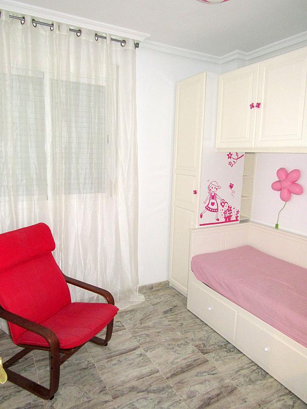 Dormitorio - Piso en alquiler en calle Alcalde Luis Uruñuela, Este - Alcosa - Torreblanca en Sevilla - 194812146