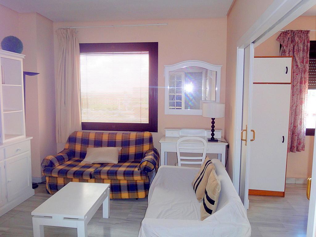 Salón - Apartamento en alquiler en calle Alcalde Luis Uruñuela, Este - Alcosa - Torreblanca en Sevilla - 195671104