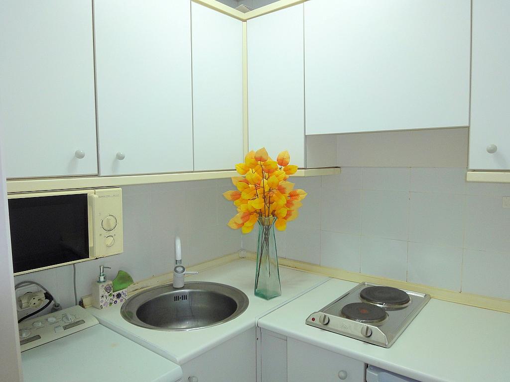 Cocina - Apartamento en alquiler en calle Alcalde Luis Uruñuela, Este - Alcosa - Torreblanca en Sevilla - 195671179