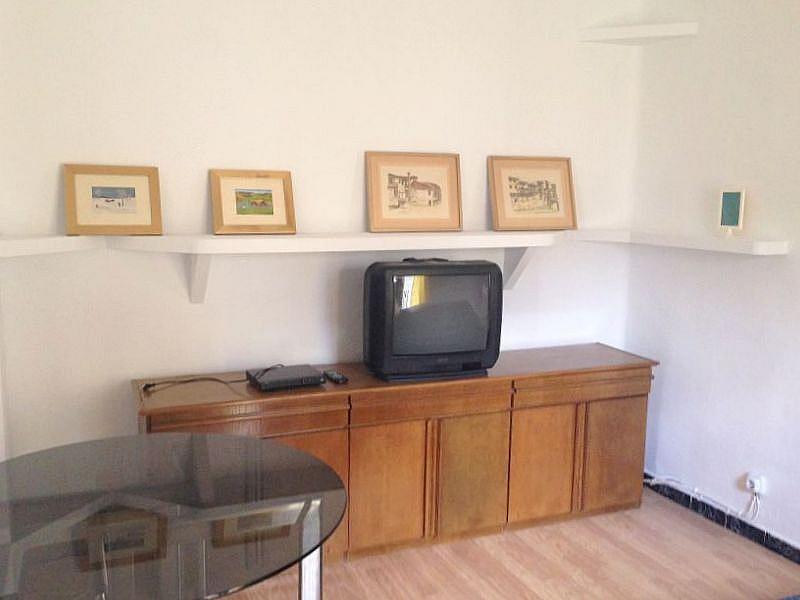 Salón - Apartamento en alquiler en calle Luis Montoto, Nervión en Sevilla - 198240237