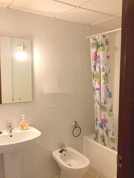 Baño - Apartamento en alquiler en calle Buhaira, La Buhaira en Sevilla - 199699128