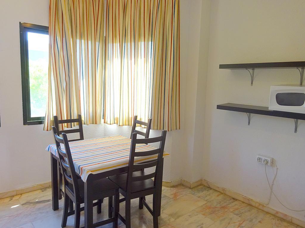 Comedor - Apartamento en alquiler en calle Alcalde Luis Uruñuela, Este - Alcosa - Torreblanca en Sevilla - 200918418