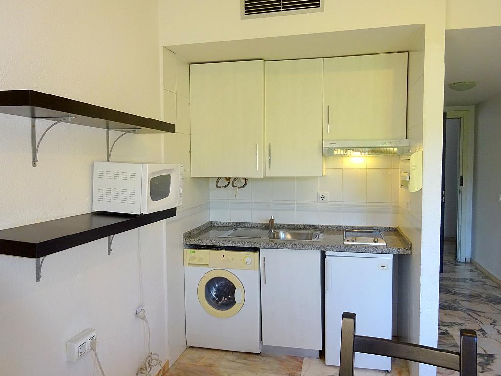 Cocina - Apartamento en alquiler en calle Alcalde Luis Uruñuela, Este - Alcosa - Torreblanca en Sevilla - 200919196