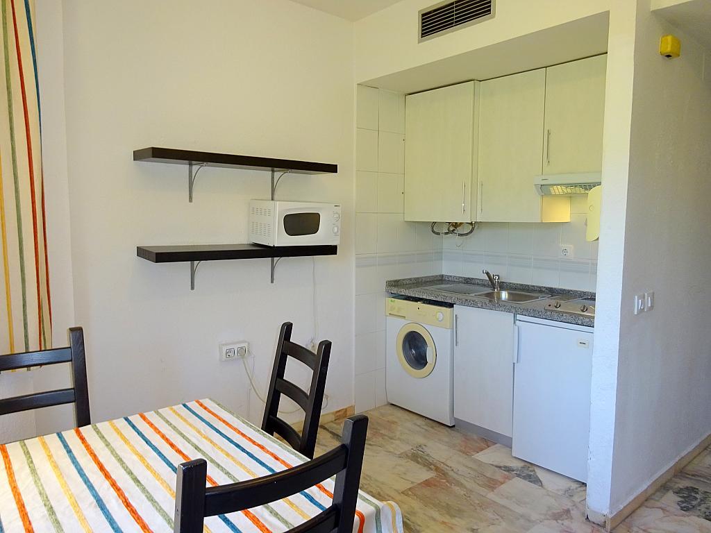 Cocina - Apartamento en alquiler en calle Alcalde Luis Uruñuela, Este - Alcosa - Torreblanca en Sevilla - 200919427