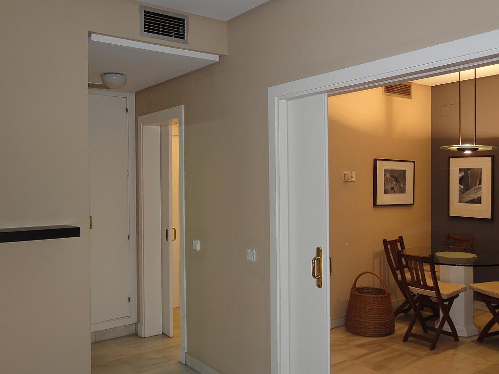 Detalles - Apartamento en alquiler en calle Alcalde Luis Uruñuela, Entrepuentes en Sevilla - 201905675