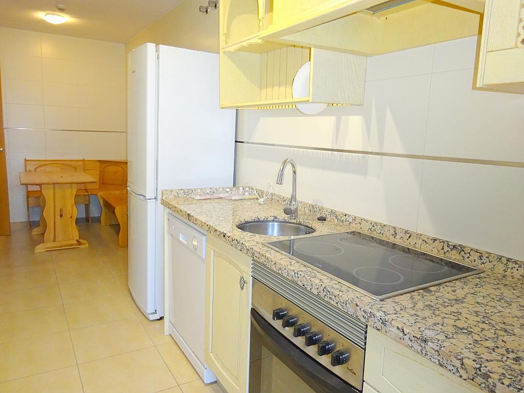Cocina - Piso en alquiler en calle Avenida de Jerez, Pedro Salvador en Sevilla - 203135759
