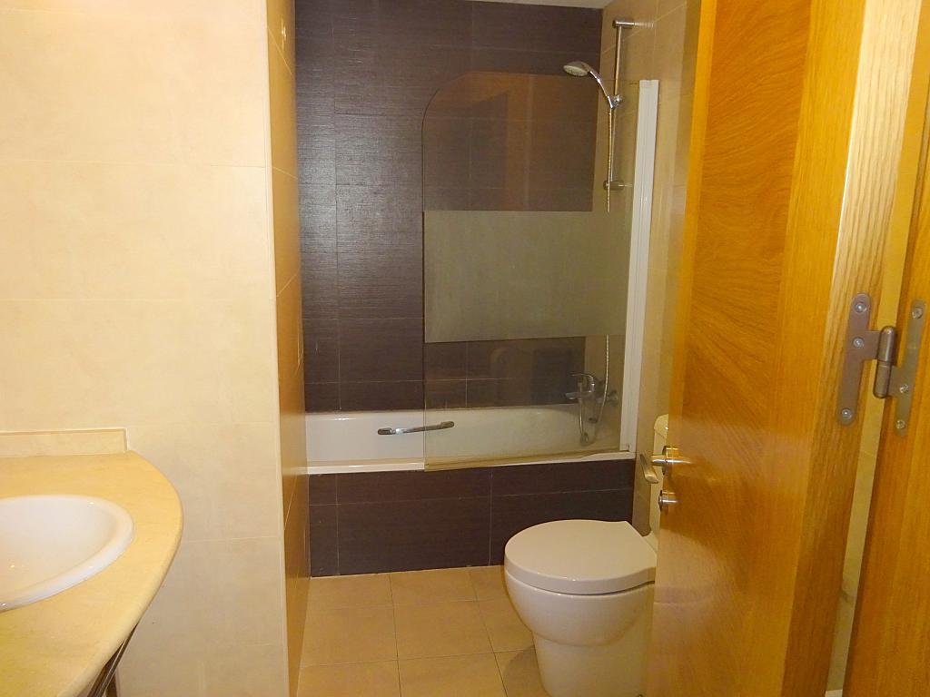 Baño - Piso en alquiler en calle Avenida de Jerez, Pedro Salvador en Sevilla - 203135788